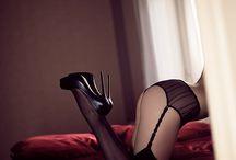 boudoir, lingerie, vintage, pinup / by Tara Kelly