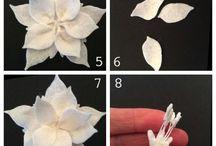 flower making / by Sadaf Shaikh
