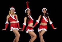 Christmas Bands & Entertainment / As December approaches very quickly... here's our pick of what is brill entertainment this year for the office party, corporate do or Winter wedding :D / by Warble Entertainment Agency