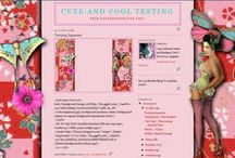 blogs and website templates / by Michelle Nance