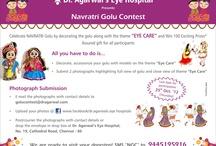 Navratri Golu contest.. / by Dr-Agarwal's Eye Hospital