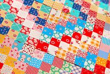 Quilts & sewing / by Jane Kueper