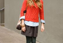 Favorite fashion ideas / by Marina Montemor