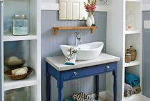 Bathroom Storage / by Tara Sayles