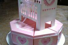 Delite-n-Design / Paper Cakes and 3-D Crafts / by Alicia Rose Enriquez