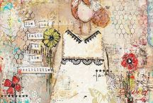 Mixed Media / by Kellie Fortin