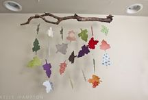 fall decorations / by Rita Farmer