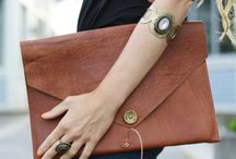 I <3 leather / by Maah Mjd