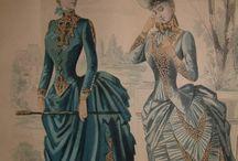 Fashion ~ 1880s / by Anna Woo