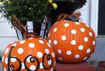 Halloween decorating! / by Maria Bailey