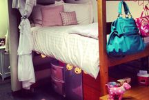 Dorm Princess / What every girl wants their dorm room to embody! / by Araria Vaz