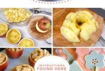 Recipes / by Shana Paige