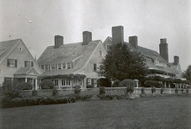 'Wheatly' / The E.D. Morgan III estate designed by McKim, Mead & White between 1890-1900 in Old Westbury on Long Island. / by Old Long Island/Beyond the Gilded Age
