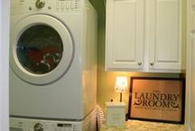 Laundry Room Makeover / by Kimberly Boring Mete