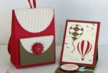 cards stampin up / by Ann-Lu Blewett