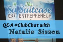 author interviews / Interviews with entrepreneurs and authors about their latest book. #clubchat / by Carrie Smith