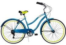 bikes! / by Tiffany Bennett