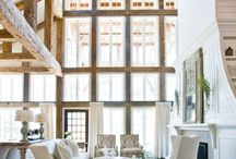 Living Spaces / by Angela Raciti