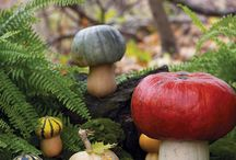 Celebrate Autumn  / leaves are falling, crafts are calling / by Reverie .