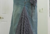Clothing alteration/vintage DIY IDEA's  / by jo cunningham