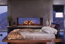 Dream Home - Bedroom / by Geena