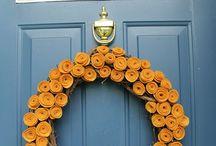 Wreaths / by Caitlin Hollar