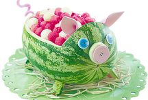 Peppa Pig Party Ideas / by Blooming Healthy