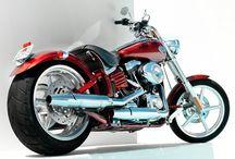 Motorcycles / by David Jones