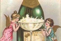 Vintage Prints/New Years / by Dianne Ellinger