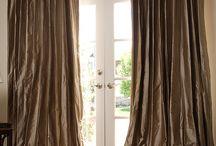 Curtain ideas / by Jirah Newmarker