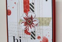 Stampin up two / by Cynthia Arnold