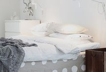Bedrooms inspiration / by Patricia Pascovich