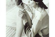 The Flawless Audrey Hepburn / by Rachel Pittman