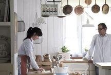Cozinhar, comer e conversar... / by Yael Andriguetto