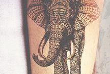 Tattoos  / by Lilliann White