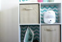 Organizing Laundry Room & Cleaning Supplies  / by Lauren Nicole