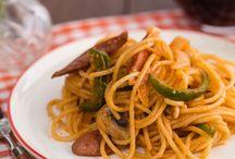 Pastas & Noodles  / by Nadia Forteza
