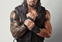 Wrestling fan!!! / by Michele Dickstein