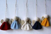 Crochet Christmas / by Cindy Watson