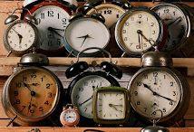 Clocks / by Genius Gluten Free