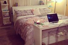 Apartment Ideas / by Rachel Lovell