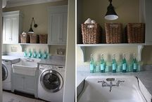 Laundry Rooms / by Jennifer Lichoulas