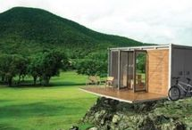design ideas for building in Oregon / by Kim McCready