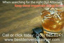 denver dui lawyer