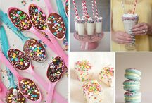 Confetti/ Sprinkled Party / by Amanda's Parties TO GO