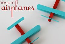 PARTY ON: planes / by Tiffany Benson <PaperLaneDesign>