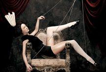 Circus Fantasy Session / by Savannah Bridges