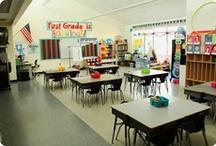 classroom - organization / by Emily Hand