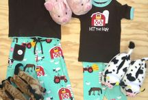 Mother Daughter Matching Pajamas / by Crazy For Bargains Pajamas