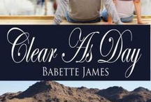 Babette's Book Covers / by Babette James